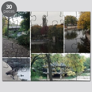 Naperville Riverwalk Puzzle
