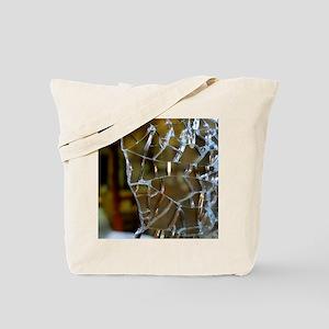 Cracks Tote Bag