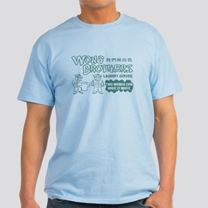Wong Brothers Laundry Service Light T-Shirt
