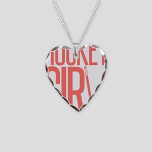 girl2 copy Necklace Heart Charm