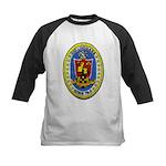 USS LOUISIANA Kids Baseball Jersey