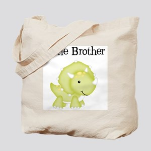 Little Brother Dinosaur Tote Bag
