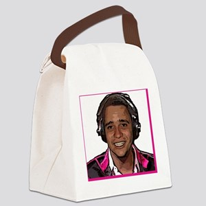 Luther Canvas Lunch Bag