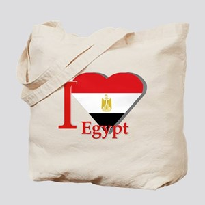 I love Egypt Tote Bag