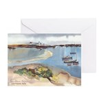 Cape Porpoise Greeting Cards (Pk of 10)