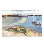 Cape Porpoise Postcards (Package of 8)