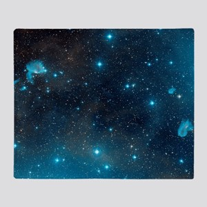 IC 423 and IC 426 reflection nebulae Throw Blanket