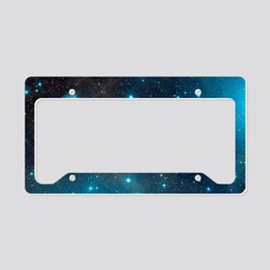 IC 423 and IC 426 reflection  License Plate Holder