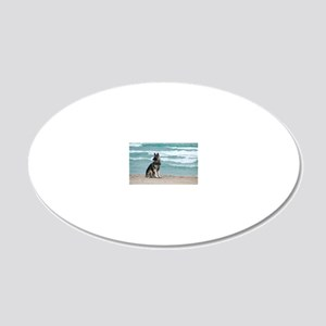 00cover-blackhawk 20x12 Oval Wall Decal