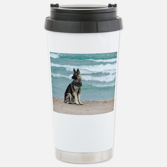 00cover-blackhawk Stainless Steel Travel Mug