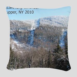Cover Woven Throw Pillow