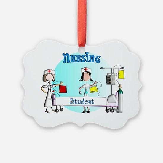 Nursing student bag 2 Ornament