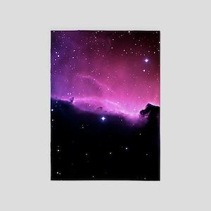 Horsehead Nebula 5'x7'Area Rug
