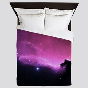 Horsehead Nebula Queen Duvet
