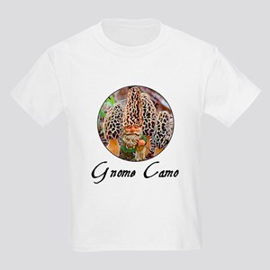 Mushroom hunting Kids Light T-Shirt