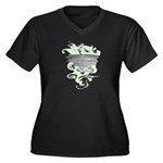 What's In Your Cauldron? Women's Plus Size V-Neck