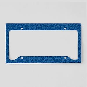 Toiletry Bag aiyana pattern License Plate Holder