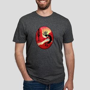 Southwest Kokopelli Sunse T-Shirt
