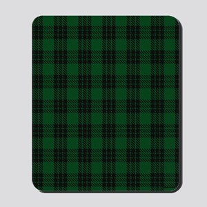 Graham Celtic Tartan Plaid Mousepad
