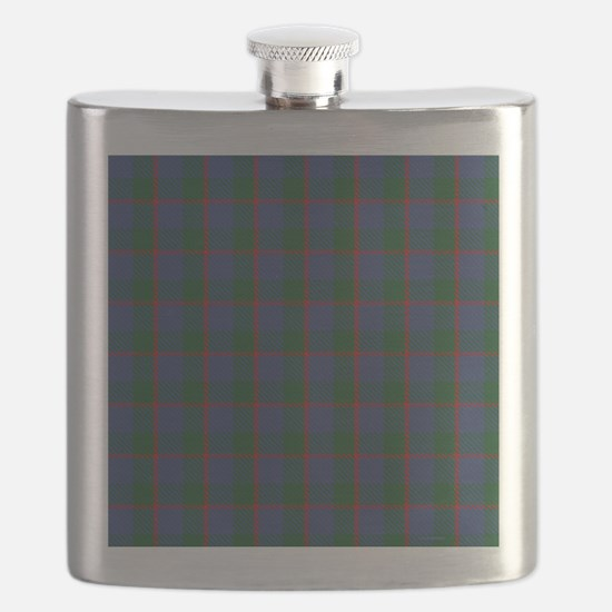 Ferguson Celtic Tartan Plaid Flask