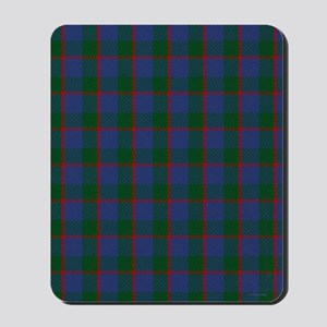 Ferguson Celtic Tartan Plaid Mousepad