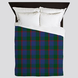 Ferguson Celtic Tartan Plaid Queen Duvet