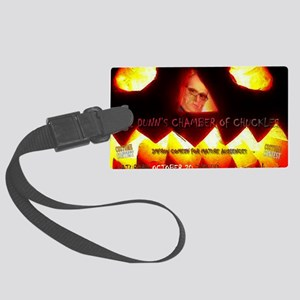Dr. Dunns Chamber of Chuckles -  Large Luggage Tag
