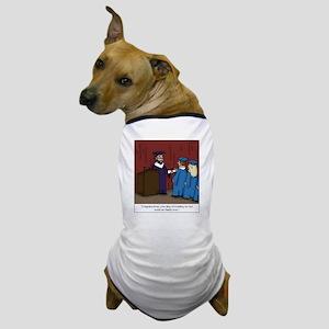 Avoiding Life Dog T-Shirt