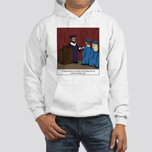 Avoiding Life Hooded Sweatshirt