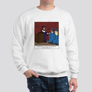 Avoiding Life Sweatshirt