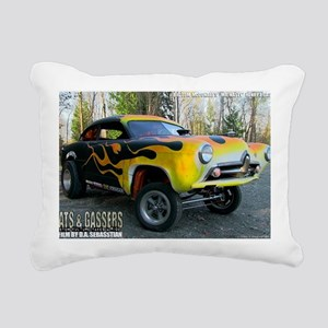 Big Tom McDonalds Mr Nas Rectangular Canvas Pillow