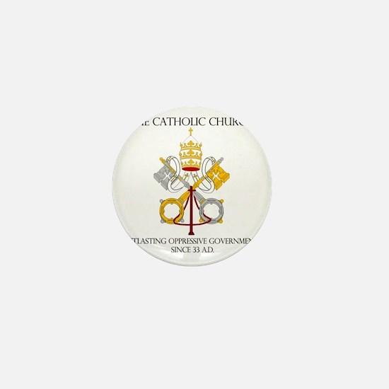 The Catholic Church Mini Button
