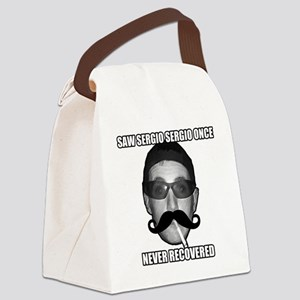 Divers Canvas Lunch Bag