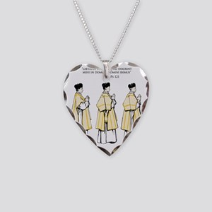 PS. 121 Necklace Heart Charm