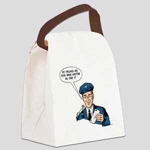 My Package Canvas Lunch Bag