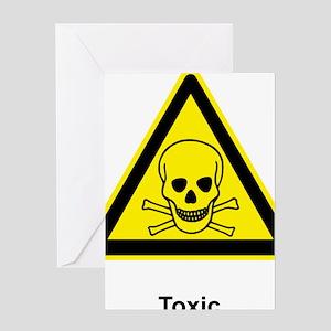 Toxic Greeting Card