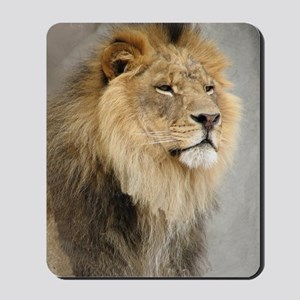 Lion Lovers Mousepad