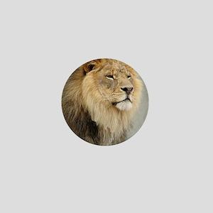 Lion Lovers Mini Button