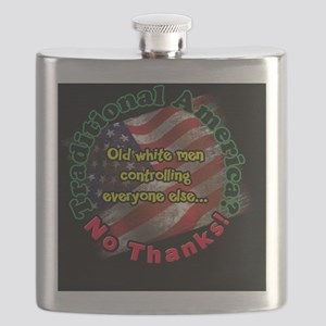 traditional3smallLg. button round Flask