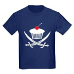 Cupcake of Doom Kids Dark T-Shirt