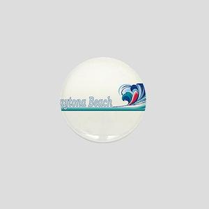 Daytona Beach, Florida Mini Button