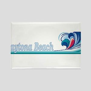 Daytona Beach, Florida Rectangle Magnet