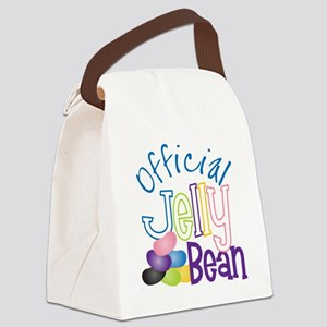 Official Jelly Bean Canvas Lunch Bag