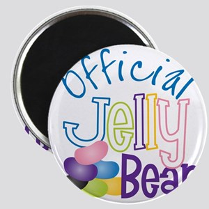 Official Jelly Bean Magnet