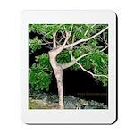 Tree Goddess Simulacra Mousepad