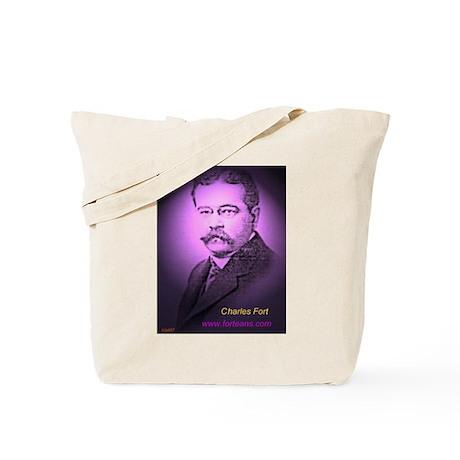 Charles Fort Aha Tote Bag