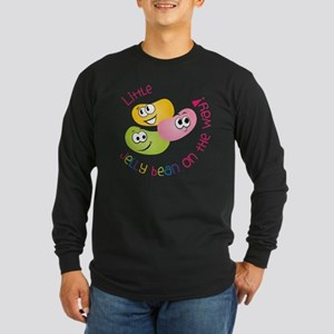 On The Way Long Sleeve Dark T-Shirt