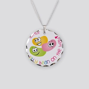 On The Way Necklace Circle Charm