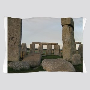 Stonehenge From Inside Pillow Case