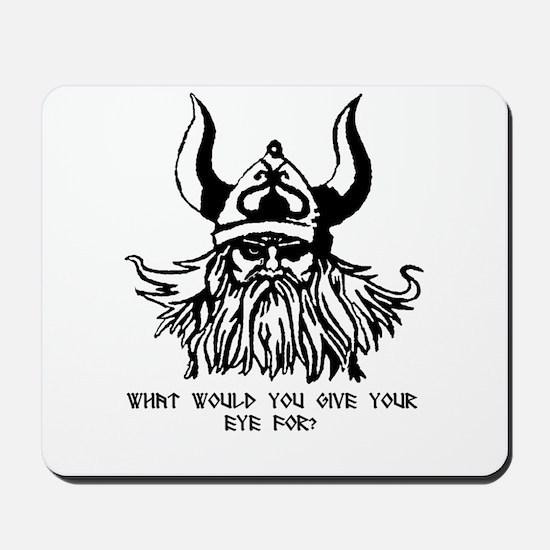Odin's Eye Mousepad